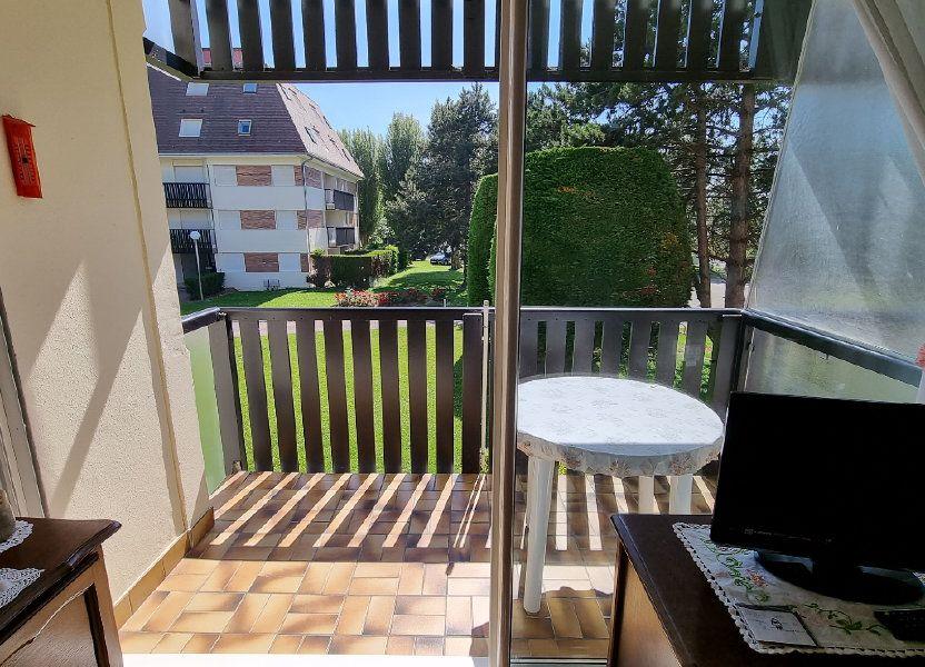 Appartement à vendre 17.5m2 à Villers-sur-Mer