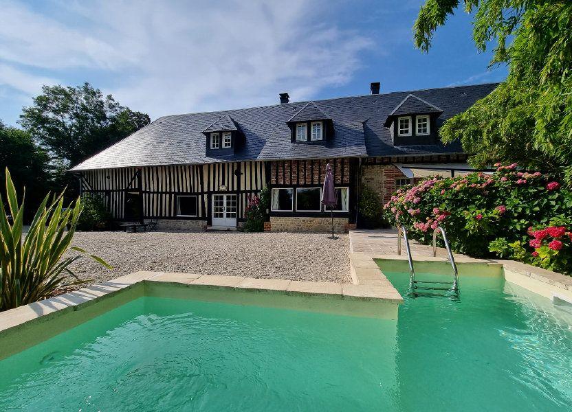 Maison à vendre 294m2 à Gonneville-sur-Mer
