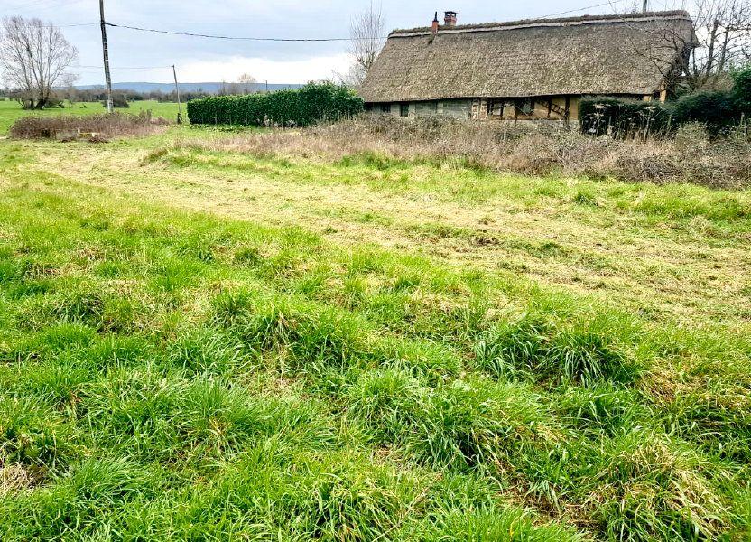 Terrain à vendre 1130m2 à Marais-Vernier