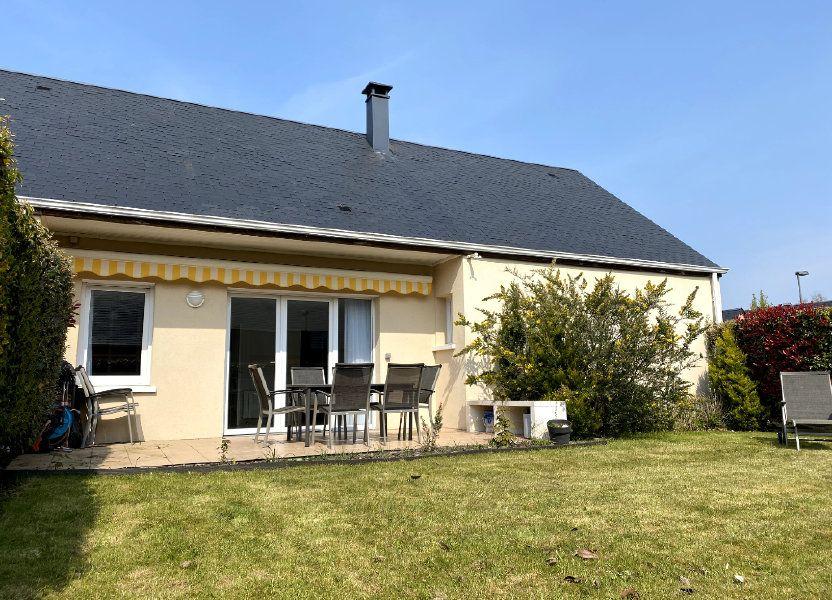 Maison à vendre 78.15m2 à Équemauville