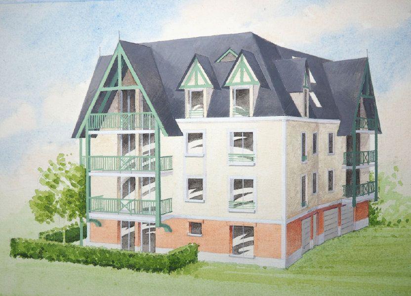 Appartement à vendre 44.79m2 à Pont-l'Évêque