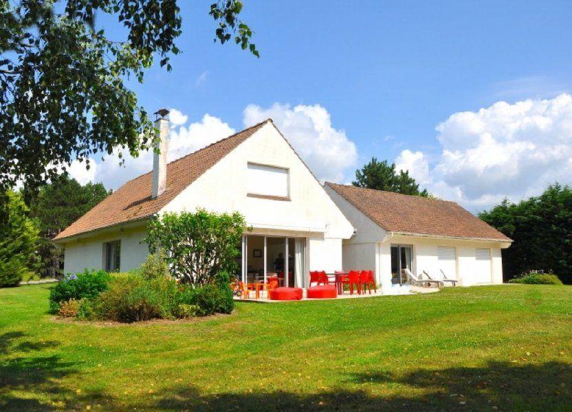 Maison à vendre 195m2 à Le Touquet-Paris-Plage