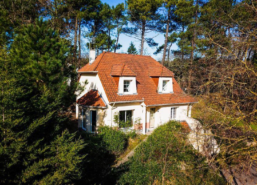 Maison à vendre 140m2 à Le Touquet-Paris-Plage
