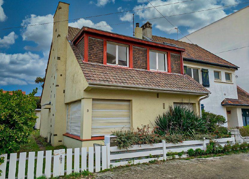 Maison à vendre 130m2 à Le Touquet-Paris-Plage