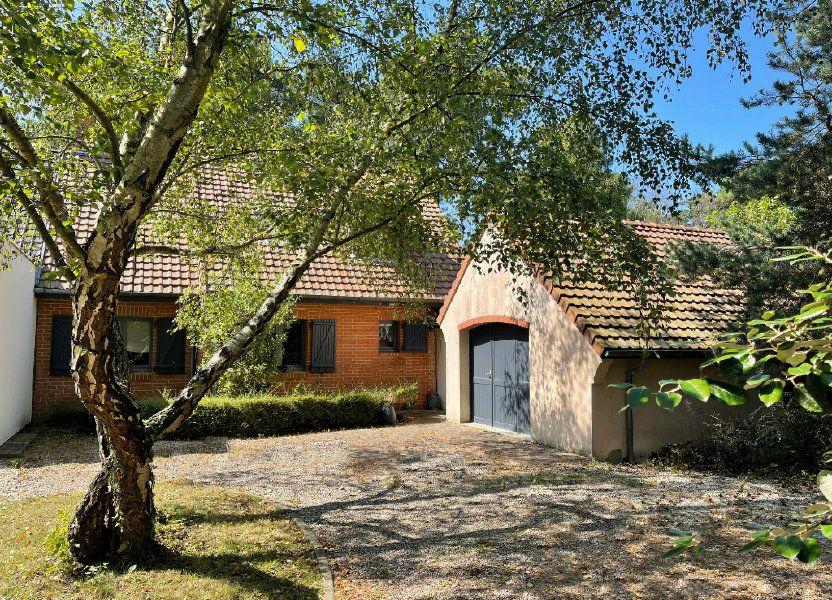 Maison à vendre 120m2 à Le Touquet-Paris-Plage