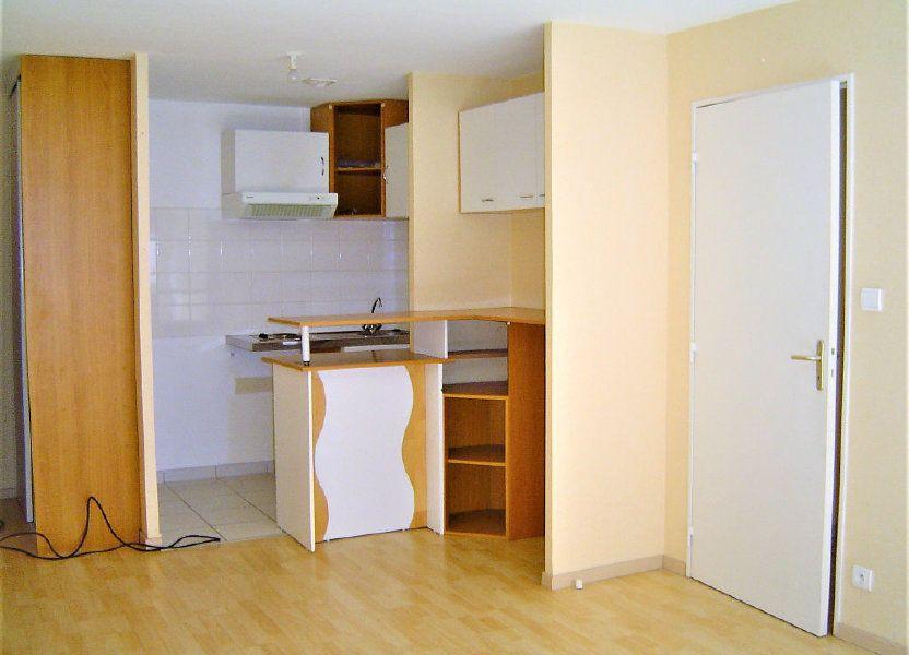 Appartement à louer 38m2 à Albi