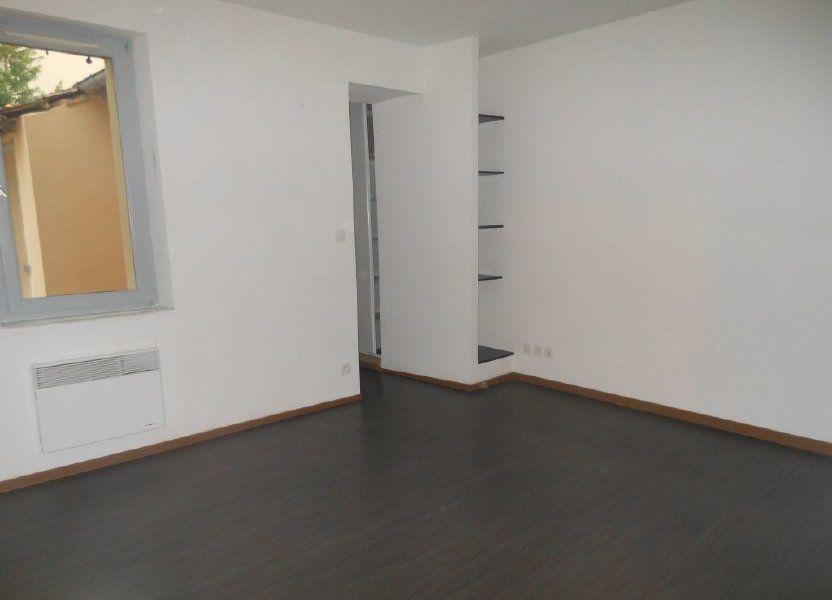 Appartement à louer 27m2 à Albi