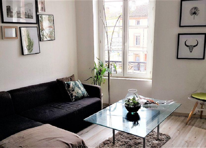 Appartement à louer 36m2 à Albi