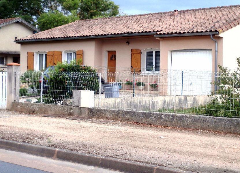 Maison à louer 109m2 à Marssac-sur-Tarn