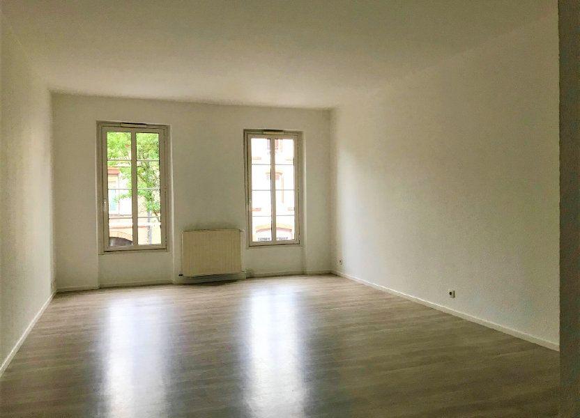 Appartement à louer 66m2 à Albi