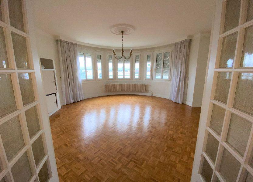 Appartement à louer 124.4m2 à Brest