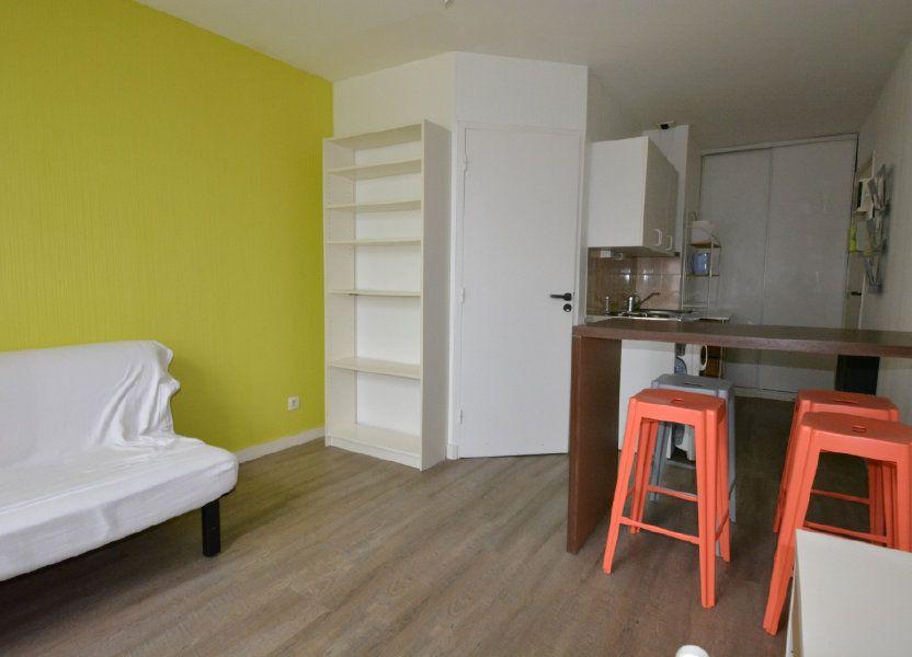 Appartement à louer 21.72m2 à Brest