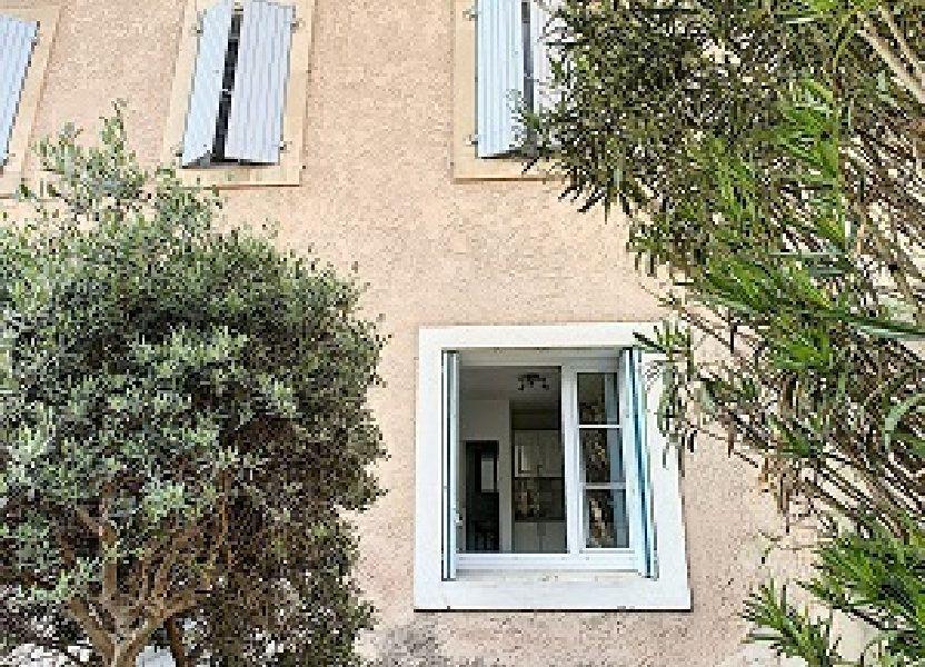 Appartement à louer 20.9m2 à La Fare-les-Oliviers