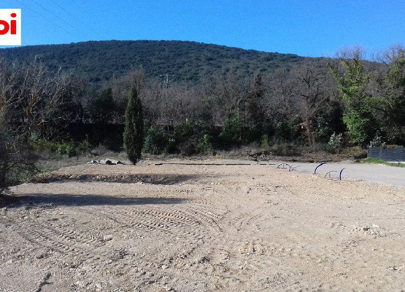 Terrain à vendre 250m2 à Le Puy-Sainte-Réparade