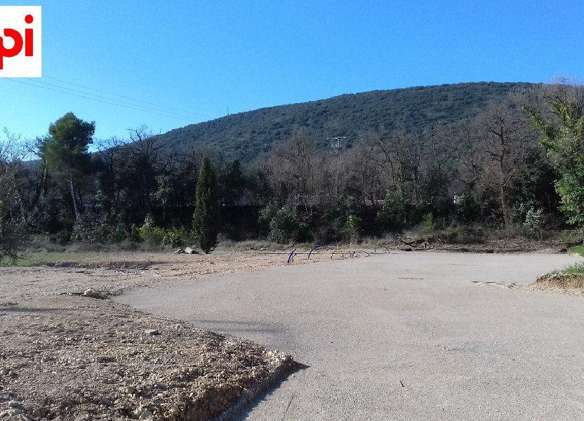 Terrain à vendre 283m2 à Le Puy-Sainte-Réparade