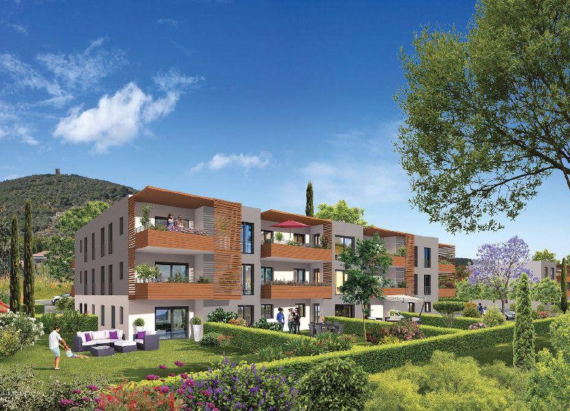 Appartement à vendre 82.07m2 à Manosque