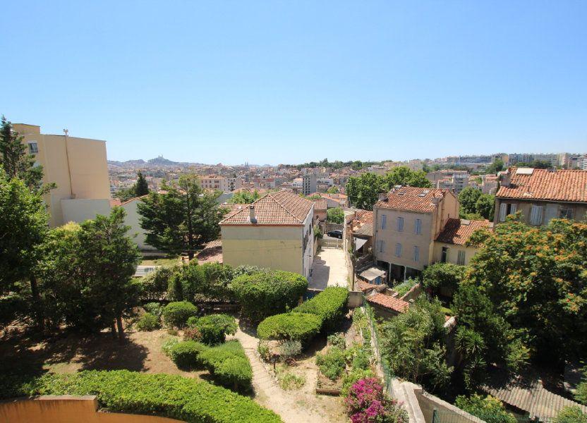 Appartement à louer 80m2 à Marseille 4