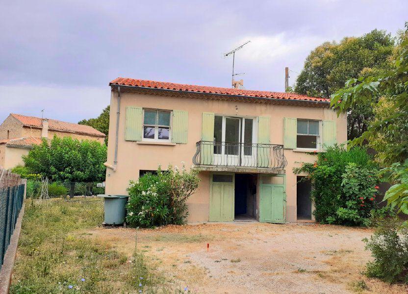 Maison à vendre 60m2 à Lambesc