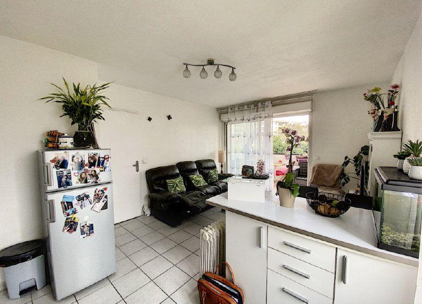 Appartement à vendre 38.57m2 à Marseille 13