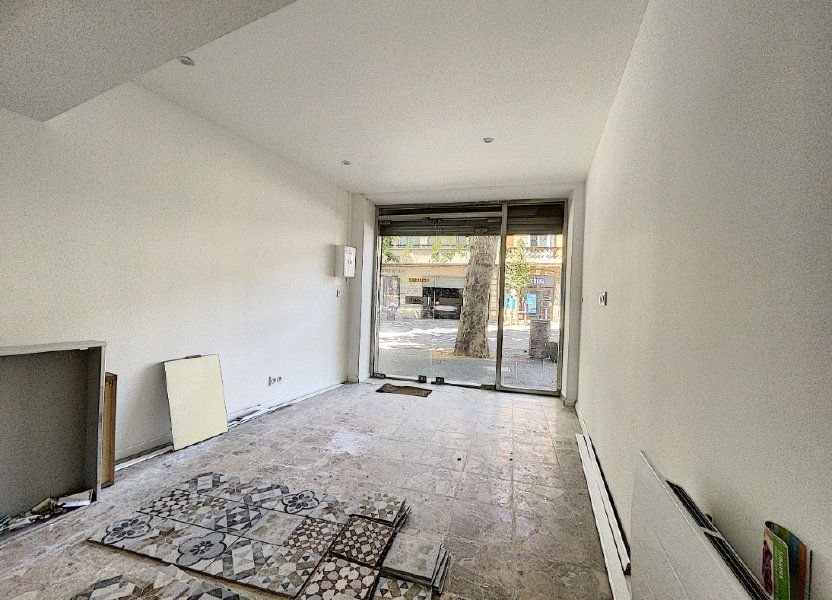 Appartement à vendre 19.32m2 à Aix-en-Provence