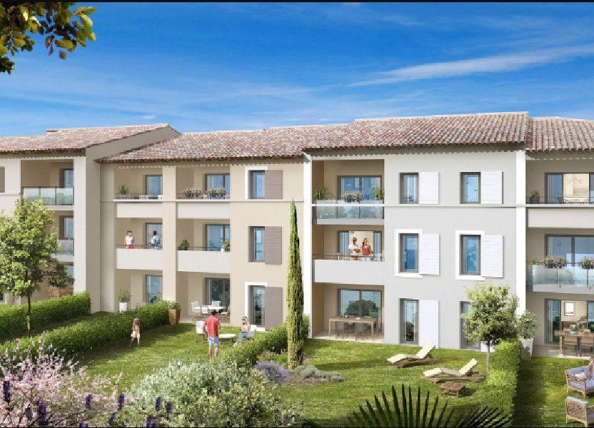 Appartement à vendre 49.61m2 à Rognes