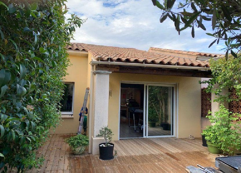 Maison à vendre 75m2 à Lambesc