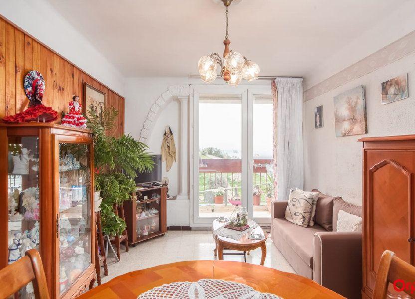 Appartement à vendre 41.28m2 à Marseille 15