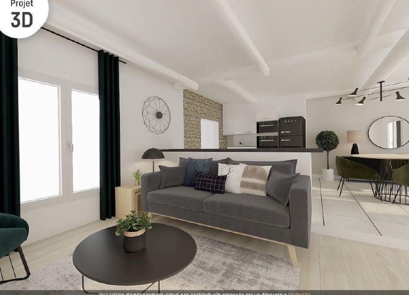 Appartement à vendre 44m2 à Venelles