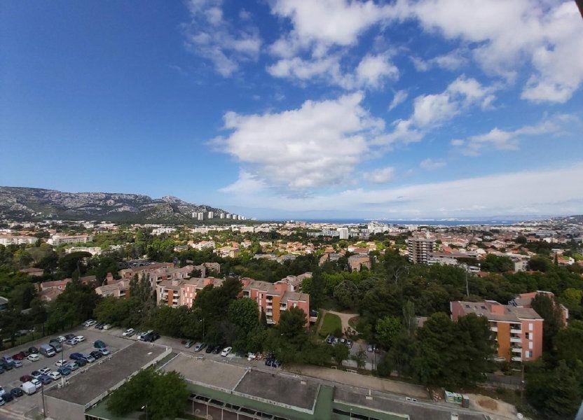 Appartement à louer 68.2m2 à Marseille 9
