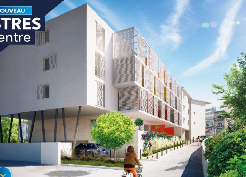 Appartement à louer 57.17m2 à Istres