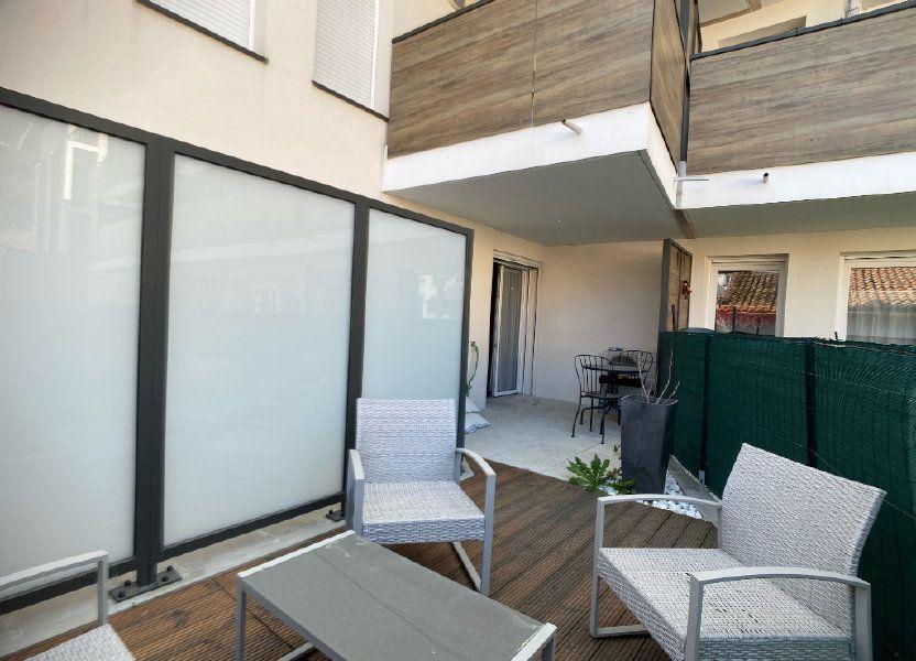 Appartement à louer 33.3m2 à Martigues
