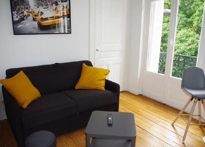 Appartement à louer 21m2 à Tours