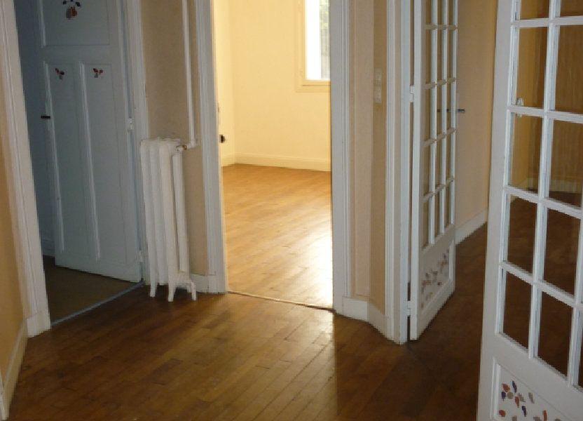 Appartement à louer 66.7m2 à Tours