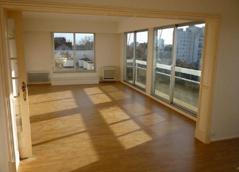 Appartement à vendre 101m2 à Tours