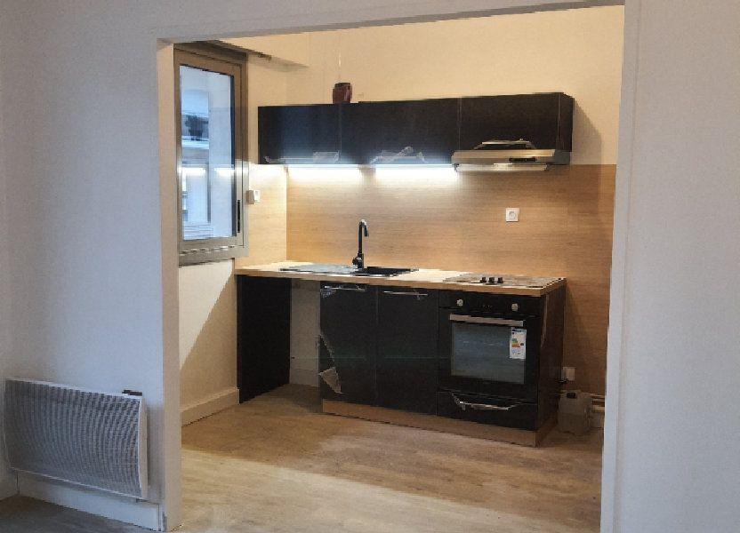 Appartement à louer 55.5m2 à Tours
