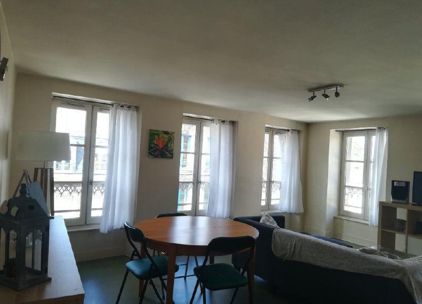 Appartement à louer 83m2 à Mortagne-au-Perche