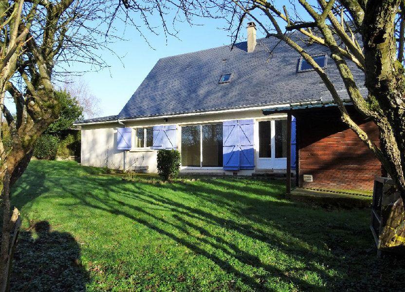 Maison à vendre 130m2 à Saint-Germain-du-Corbéis