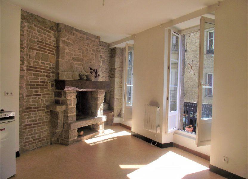 Appartement à louer 33.12m2 à Alençon