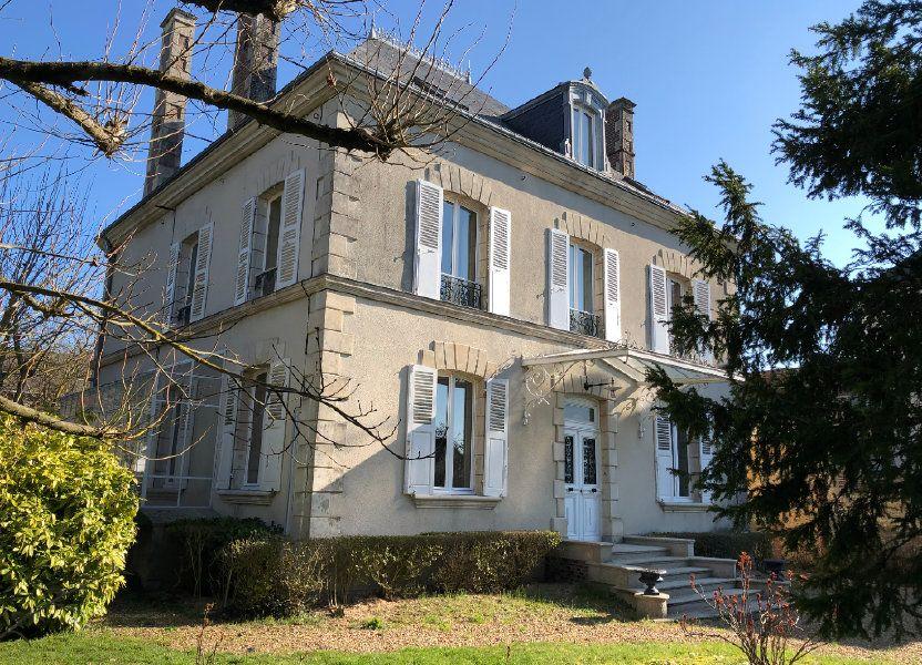 Maison à vendre 235m2 à Condé-sur-Huisne