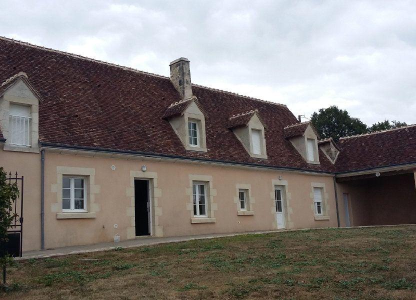 Maison à louer 146.4m2 à Nogent-le-Rotrou