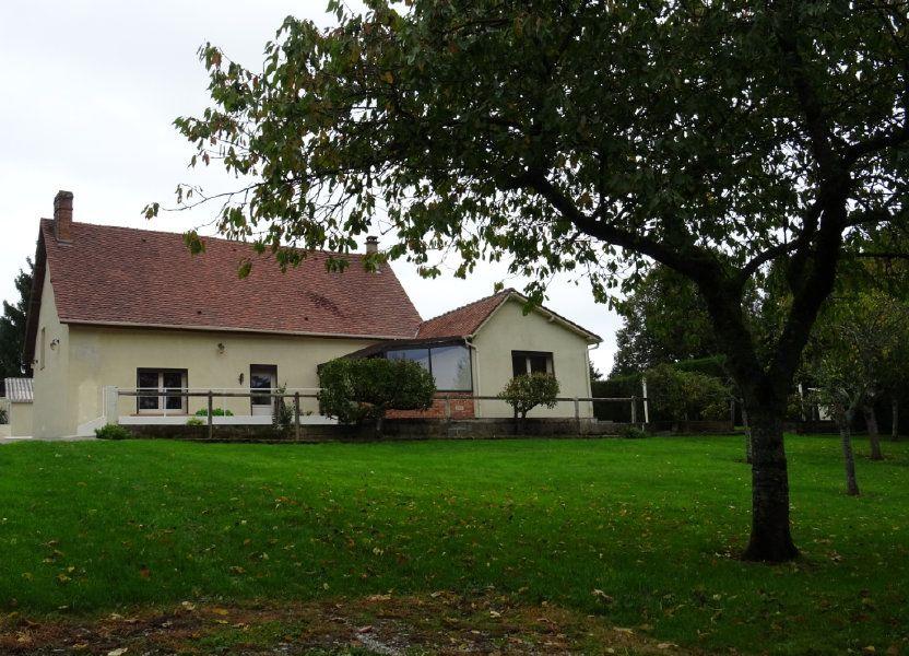 Maison à vendre 124m2 à Les Ventes-de-Bourse
