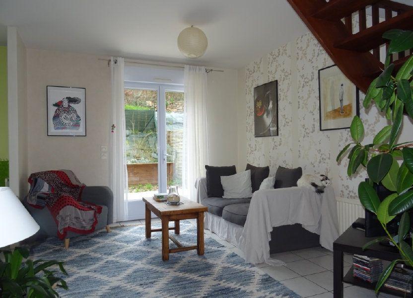 Maison à vendre 86m2 à Saint-Germain-du-Corbéis