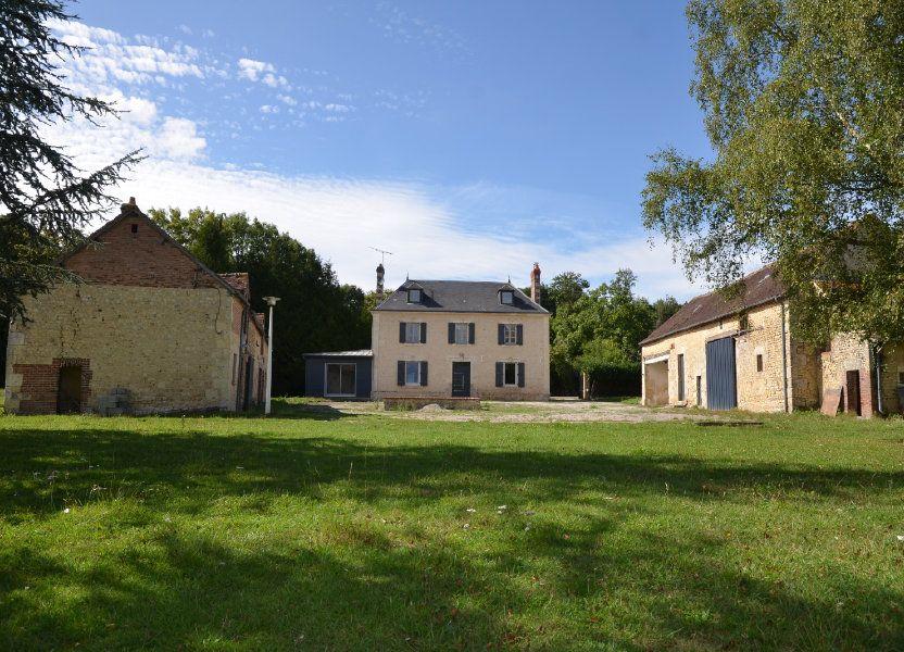 Maison à vendre 170m2 à Le Mêle-sur-Sarthe