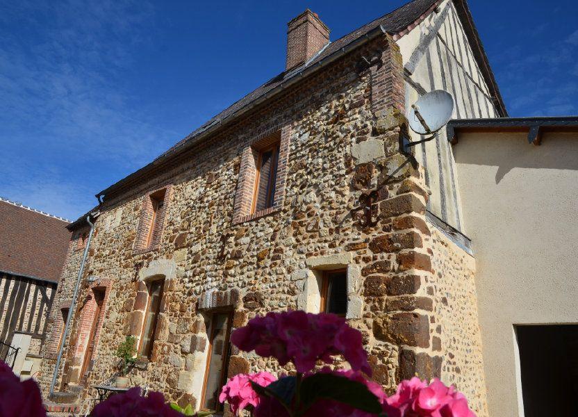 Maison à vendre 162m2 à Mortagne-au-Perche