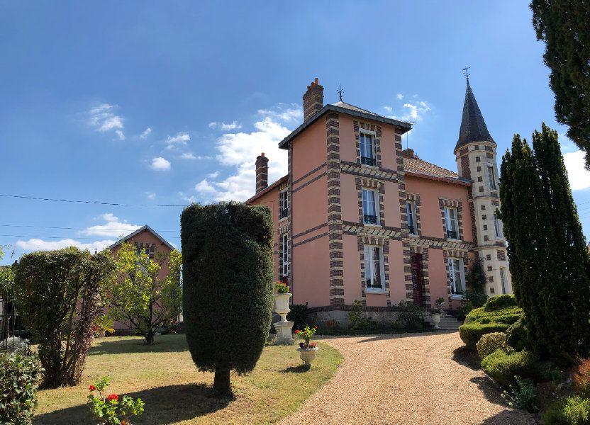 Maison à vendre 242m2 à Nogent-le-Rotrou