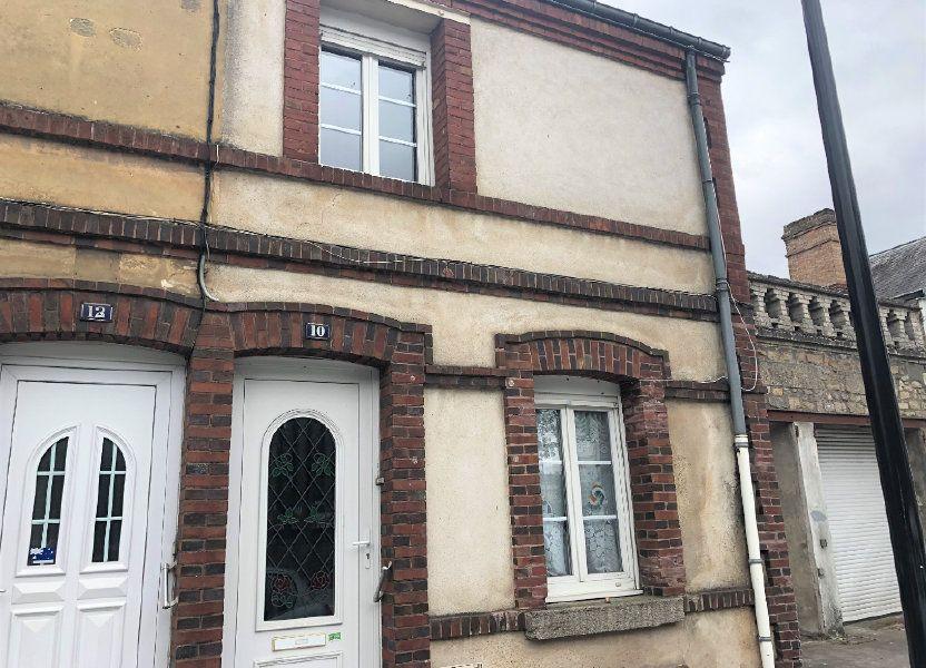 Maison à vendre 58m2 à Alençon