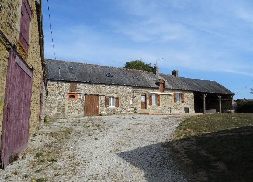 Maison à vendre 110m2 à La Ferrière-Bochard