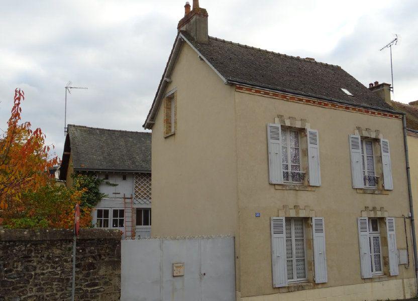 Maison à vendre 85m2 à Fresnay-sur-Sarthe