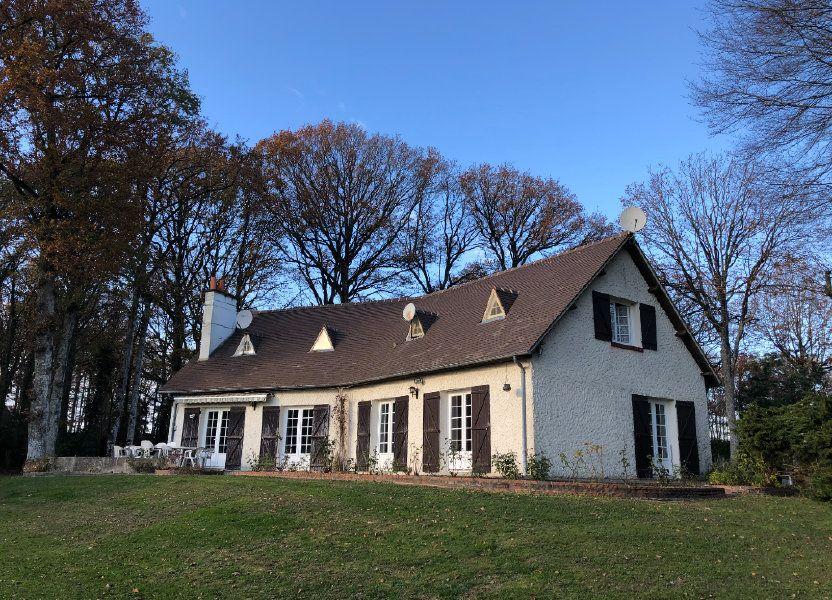 Maison à vendre 174m2 à Nogent-le-Rotrou