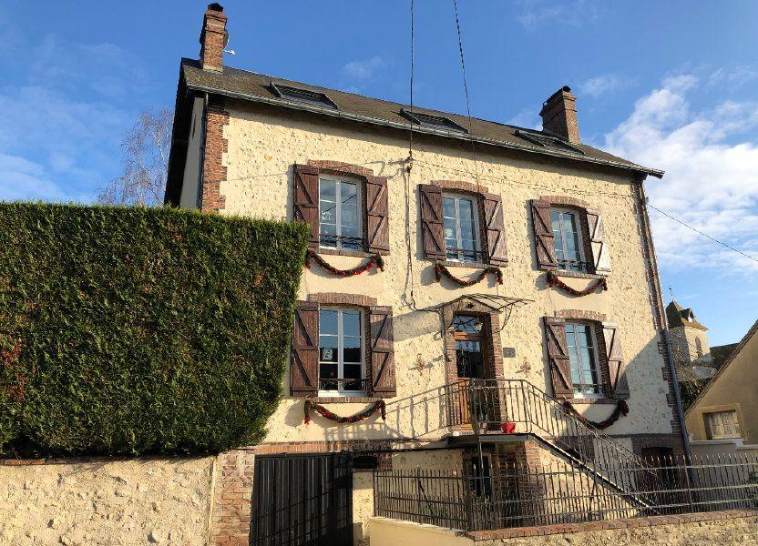 Maison à vendre 155m2 à Nogent-le-Rotrou